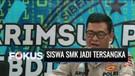 3 Siswa SMK Jadi Tersangka Ajakan Demo Rusuh Tolak UU Cipta Kerja