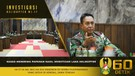 Kasad Menerima Paparan Hasil Investigasi Laka Helikopter Mi-17 yang Jatuh di Kendal, Jawa Tengah