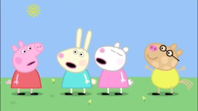 Peppa Pig Season 4 Episode 10 - Vidio com