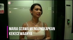 MARIA OZAWA DIPERIKSA BAGIAN IMIGRASI
