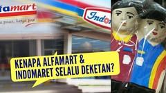 Kenapa Alfamart & Indomart Selalu Berdekatan?