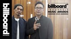 Interview NOAH di Billboard Indonesia Music Awards 2020 - #BIMA2020