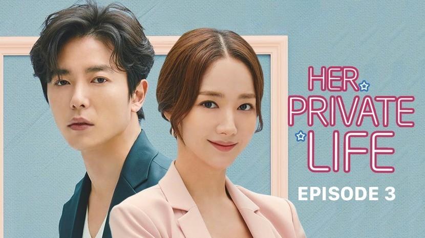Her Private Life Episode 3 - Subtitle Bahasa Indonesia
