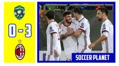 Ludogorets vs AC Milan 0-3, 32 Besar Europa League 2017 2018 leg 1