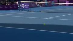 Match Highlights   Petra Kvitova 2 vs 1 Anett Kontaveit   WTA Qatar Total Open 2021
