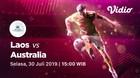 Full Match - Laos 0 VS 3 Australia   Piala AFF U-15 2019