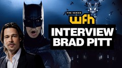 BATMAN DAN BRAD PITT BIKIN RUSUH SAAT INTERVIEW?! - WFH THE SERIES #4