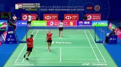 SUDIRMAN CUP 2019   HIGHLIGHT   INDONESIA VS INGGRIS   GANDA CAMPURAN