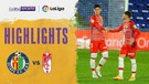 Match Highlight | Getafe 0 vs 1 Granada | La Liga Santander 2020