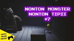 NONTON MONSTER NONTON TV - Little Nightmares Indonesia #7
