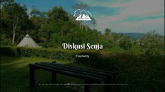 Fourtwnty - Diskusi Senja (Unofficial Lyric Video)
