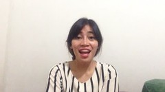 Nathania Jakarta Hai #AsiknyaJadiBintang