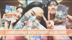 "UNBOXING ALBUM KPOP EXO ""THE WAR"" KOKOBOP [jadi CLBK lagi] | Kevina Christina"