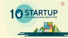 10 Startup masa depan Indonesia — Good News From Indonesia #untukIndonesia