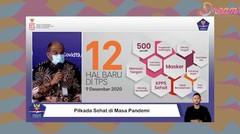 VIDEO: Pilkada Sehat, Ini Rangkaian Penerapan Pemungutan Suara
