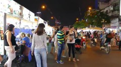 Night Market Vietnam