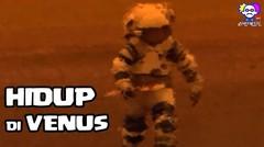 Tinggal di Venus?? Beginilah Kehidupan Manusia Jika Pindah ke Venus
