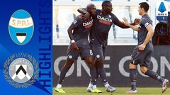 Match Highlight | SPAL 0 vs 3 Udinese | Serie A 2020