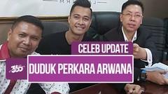 Celeb Update! Tidak Terima Dilaporkan, Pengacara Eza Gionino Ungkit Duduk Perkara Ikan Arwana