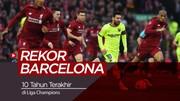 Rapor Barcelona 10 Tahun Terakhir di Liga Champions