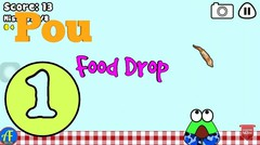 Pou Food Drop Part 1