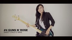 10 Songs In 1 Amazing Line Mashup BASS Solo | Inung