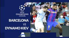 MOTION GRAFIS: Tundukkan Dynamo Kiev, Barcelona Akhirnya Menang di Liga Champions