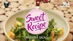 Salad lovers, coba deh untuk membuat Arugula Salad sendiri!