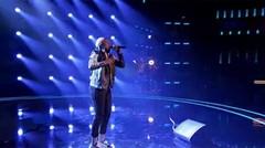 Rapper yang Berusia 14 Tahun Bernyanyi dari Hati dan Mendapatkan Golden Buzzer