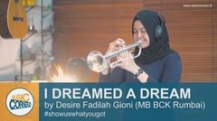 "EPS 92 - ""I DREAMED A DREAM"" (Les Misérables) by Desire Fadilah Gioni"