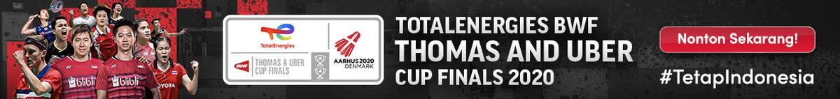 BB - Thomas & Uber Cup