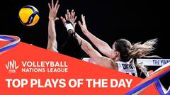 Top Plays of the Day   VNL WOMEN'S 24/06/2021