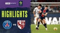 Match Highlight | PSG 1 vs 0 Metz | Ligue 1 Uber Eats 2020