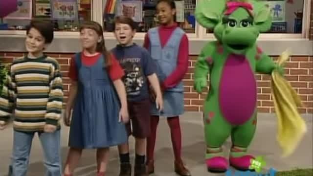 Barney & Friends - Who's Who on the Choo Choo? - Vidio com