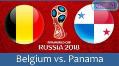 Gol Full Time Belgium VS Panama Di Piala Dunia 2018