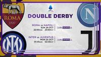 Jadwal Pertandingan Serie A Double Derby | 24-25 Oktober 2021