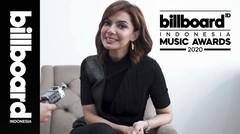 Interview Najwa Shihab di Billboard Indonesia Music Awards 2020 - #BIMA2020