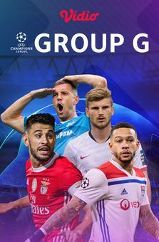 Penyisihan Grup G | Liga Champions 2019/2020