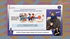VIDEO: Langkah Antisipasi Cegah Bertambahnya Klaster Covid-19