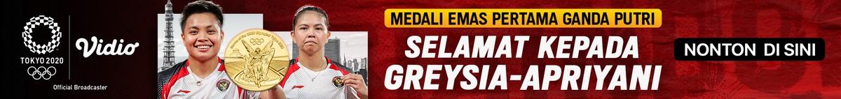 Greysia/Apriyani