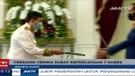 Presiden Joko Widodo Menerima Surat Kepercayaan Dari Tujuh Duta Besar