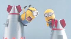Minion Mini Movie : The Competition