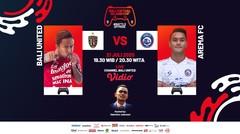 Bali United VS Arema FC | Bali Virtual Island Cup 2020 (Episode 5)