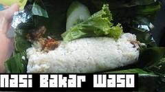 Nasi Bakar Cakalang Warung Waso