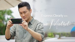OPPO Reno3 | Express Clearly with Rio Motret