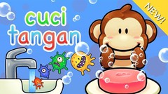 Lagu Anak Indonesia - Cuci Tangan
