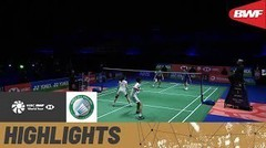 Match Highlight | Yuta Watanabe/Arisa Higashino (Jepang) 2 vs 0 Yuki Kaneko/Misaki Matsutomo (Jepang) | Yonex All England Open Badminton Championship 2021