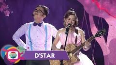 """Kereen! Bagai Nonton Drama Musikal, Rara """"Selalu Milikmu"""" Raih  5 So & Total Nilai 558 - D'STAR"""