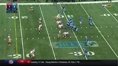 Matthew Stafford Airs It Out To T.J. Jones For Incredible TD Catch! | 49ers vs. Lions | NFL
