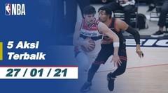 Top 5 | Aksi Terbaik - 27 Januari 2021 | NBA Regular Season 2020/21